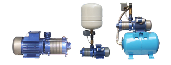Self Priming Horizontal Centrifugal Pump